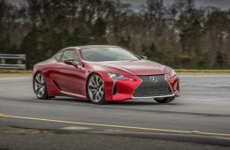 Lexus назвал рублевую цену нового купе