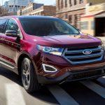 Ford сделал «спортивную» версию Edge для жителей жарких городов