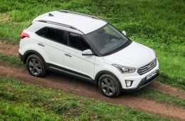 Новая версия Hyundai Creta: меньше мощность, но полный привод