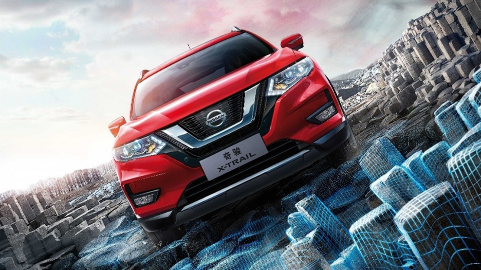 Представлен обновленный Nissan X-Trail