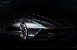 Новый суперкар McLaren будет стоить как Bugatti Chiron