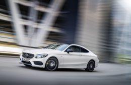Mercedes-Benz отправит купе С-класса на гоночные трассы