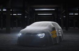 Renault намекнула на новый Megane RS