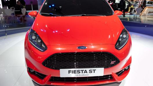 Ford предупреждает о возможности пожара в моторах Fiesta ST