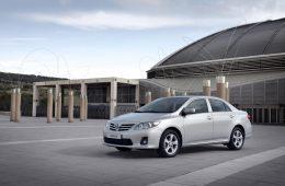 В России отзовут Toyota Corolla
