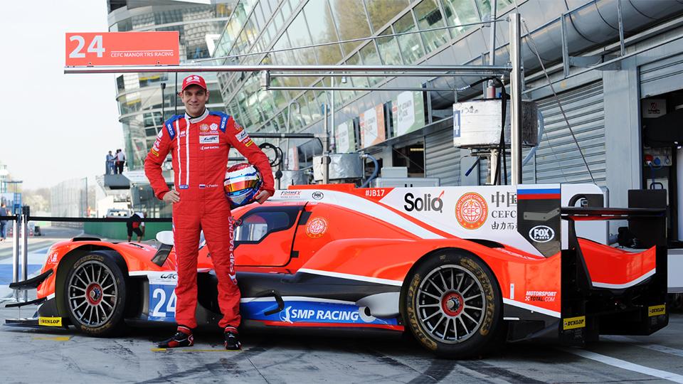 Петров получил место в команде бывших руководителей Marussia в Формуле-1