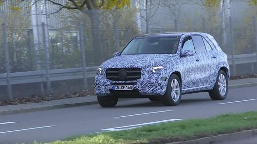 Mercedes-Benz готовит к выходу новый кроссовер