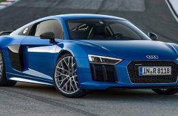 Модельный ряд автомобилей Audi