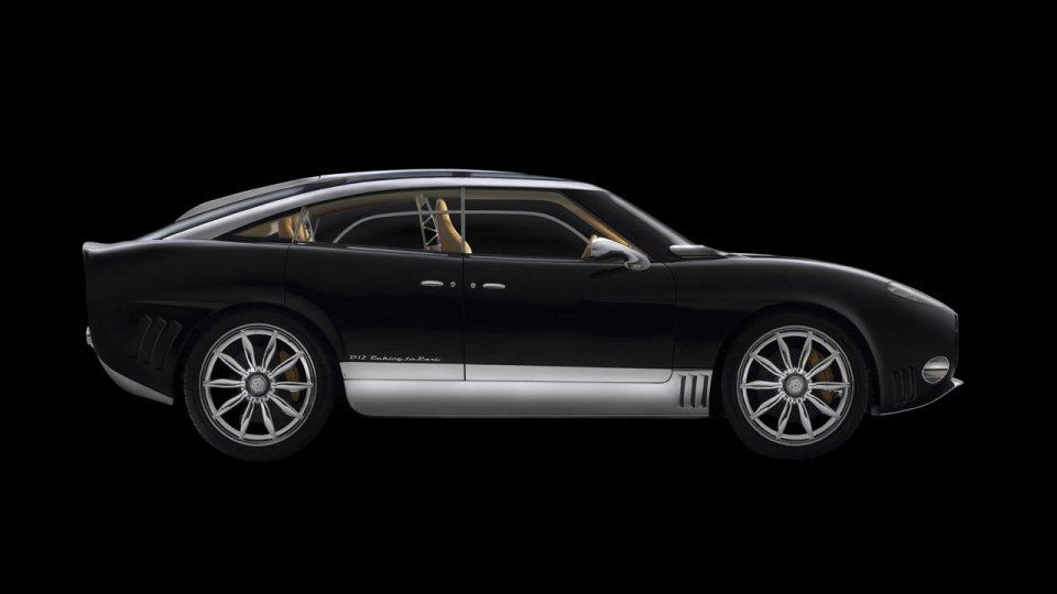 Spyker выпустит гибридный кроссовер с мотором Koenigsegg