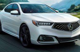 Acura основательно обновила седан TLX