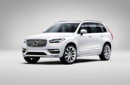 Volvo отзовет машины из-за неприклеенных этикеток