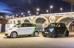 В России начнутся продажи электромобилей Smart: названы сроки