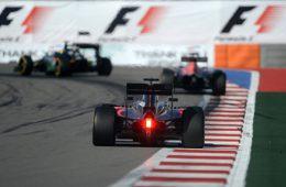 «Лукойл» стал спонсором российского этапа «Формулы-1»