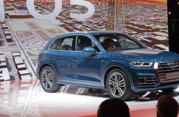 Audi отзывает в России более двух тысяч автомобилей