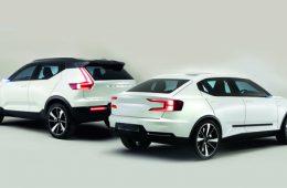 Volvo может построить сверхкомпактный вседорожник