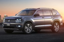Самый большой кроссовер Volkswagen появится в России осенью