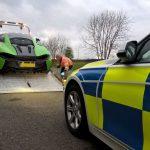 В Великобритании конфисковали три суперкара за «антисоциальное вождение»