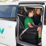 В США начали тестировать беспилотные авто с пассажирами