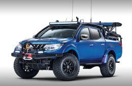 Mitsubishi и Top Gear сделали экстремальный L200