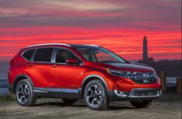 Honda рассказала о комплектациях нового CR-V для России