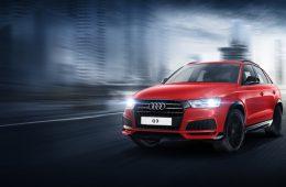 Audi Q3 в России получил новый спортпакет