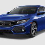 """Honda показала новый """"подогретый"""" Civic в кузове седан и купе"""