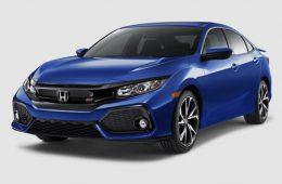Honda показала новый «подогретый» Civic в кузове седан и купе