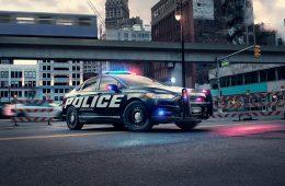 Гибридный седан Ford приспособили для преследования преступников