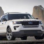 Ford обновил внедорожник Explorer