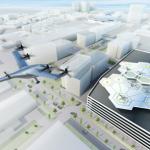 Американский сервис такси хочет выпускать летающие автомобили
