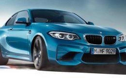 BMW случайно рассекретила внешность обновленного купе М2