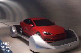 Основатель компании Tesla строит метро для автомобилей