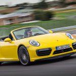 Porsche запатентовала новый вид подушки безопасности