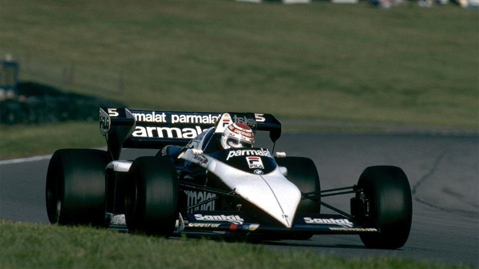 Суперкары Brabham будут рекламировать с помощью Формулы-1