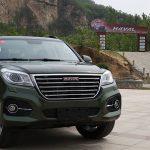 Самый дорогой китайский внедорожник в России получил дизель