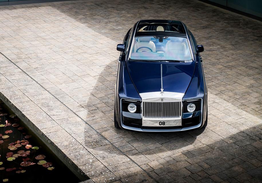 Rolls-Royce сделал самую дорогую новую машину в мире