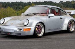 Раритетный спорткар Porsche 911 без пробега ушел с молотка