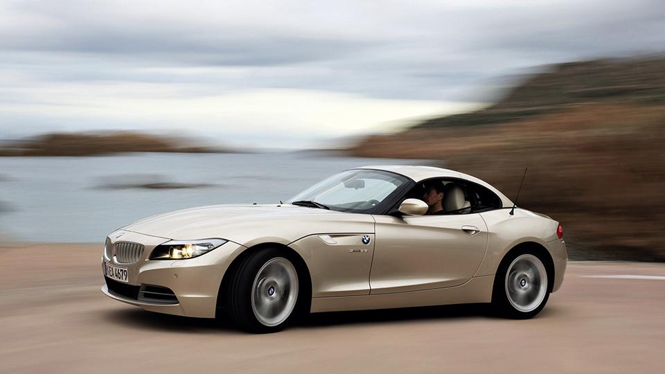 В BMW отказались от названия Z5 для нового спорткара