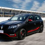 Renault добавила «заряженному» Sandero «гоночного духа»