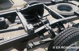 Фотошпион раскритиковал конструкцию новой модели УАЗ