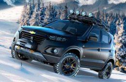 Chevrolet Niva нового поколения: названа ориентировочная стоимость