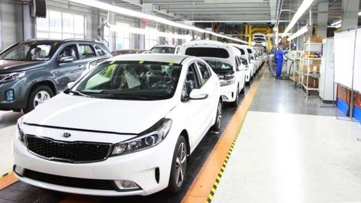 Kia и «Автотор» отметили 20 лет совместного производства автомобилей