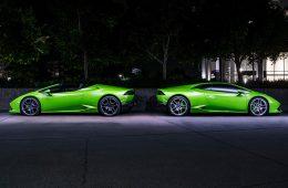 Линейка Lamborghini расширится до четырех моделей
