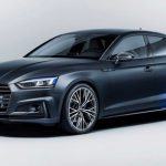Audi перевела лифтбек А5 на газовое топливо