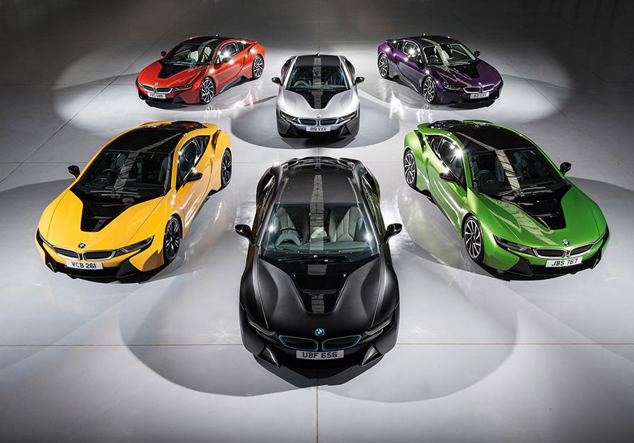 BMW остановила разработку третьей i-модели