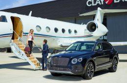 Bentley предоставит клиентам автомобили во время путешествий