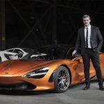 Компания McLaren назначила нового шеф-дизайнера