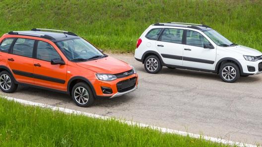 «АвтоВАЗ» обновил модели Lada Kalina и Lada Granta