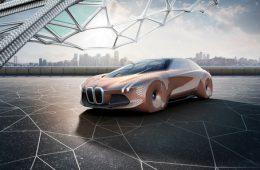 Компания BMW подтвердила постройку полностью автономного электрокара