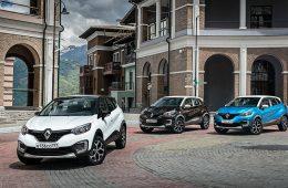 Renault отзовет в России 10 тысяч кроссоверов Kaptur
